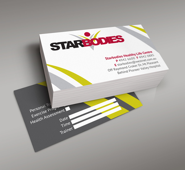 Printing printing mackay business cards mackay brochure design tagline 3 reheart Image collections